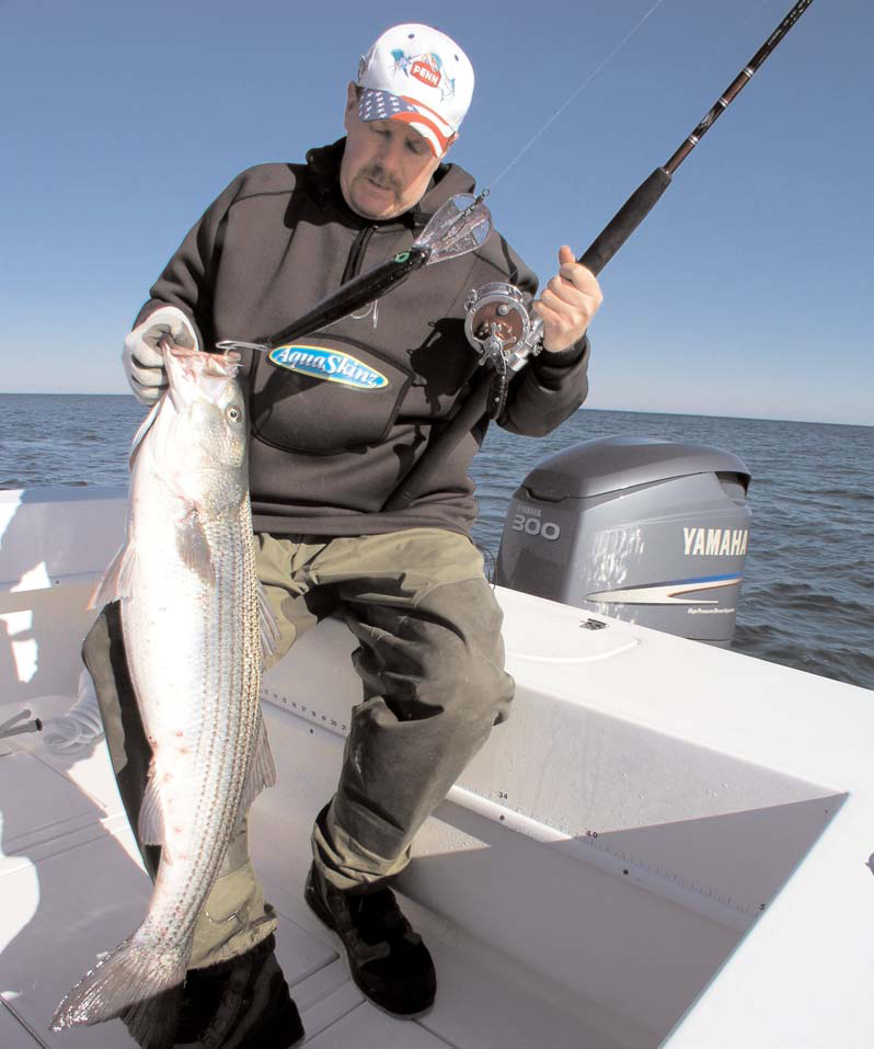 Trolling the fall run new york salt water fishing articles for Party boat fishing ct